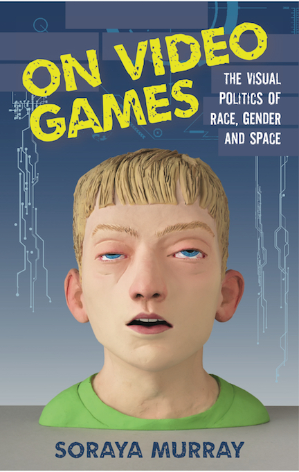 Cover of On Video Games book